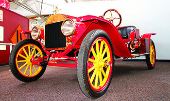 N.C. Transportation Museum hosts Fords, GMs