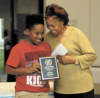 Boys & Girls Club of Cleveland County 2015 Annual Awards Banquet held