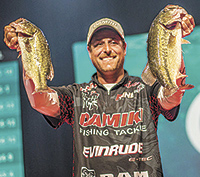 Pro Angler Bryan Thrift Wins $24,000 in Season-Ending Championship