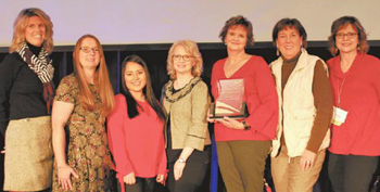 Cleveland County Public Health Center receives Child Health recognition award
