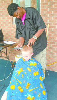Free Back-to-School Haircuts August 27th