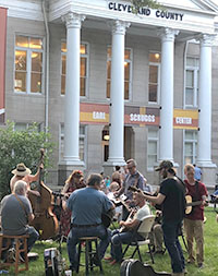 The Earl Scruggs Center presents 6th Annual Pickin' on the Square Series