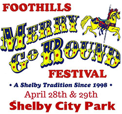 Merry Go Round Festival set for April 28-29