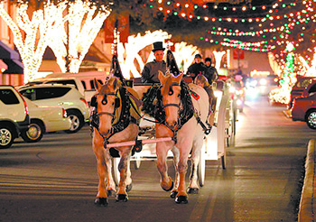 Decades old tradition continues for the Town of Forest City