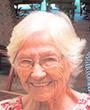 Gladys Ray Causby Davis