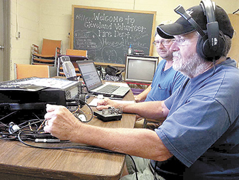 Hamfest attracts local, global radio enthusiasts