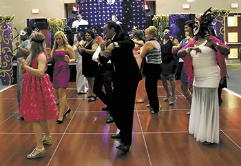 From masquerade to 'The Gatsby Affair'