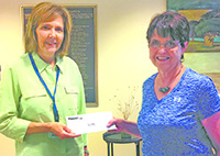 NC Baptist Hospital Foundation awards grant to Hospice
