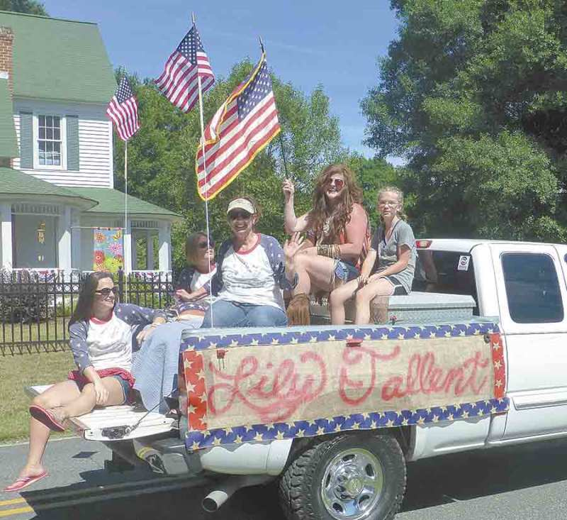 Everyone is invited to the Crouse July Fourth parade