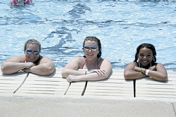 Shelby Aquatic Center Officially Opens 2015 Season!