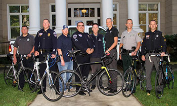 Local riders are accepting donations now Bike ride