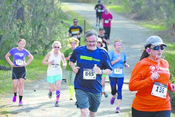 KM's Gateway Trail Run set for March 11