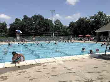 Dive into summer at Shelby Aquatics Center