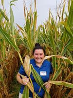 Meet Taylor Dill Area Row Crop Agent