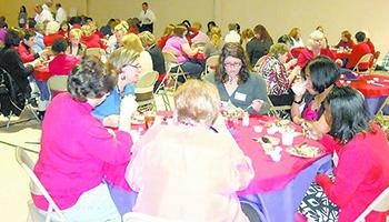 'Truth & Tea Time' back at Pleasant Ridge