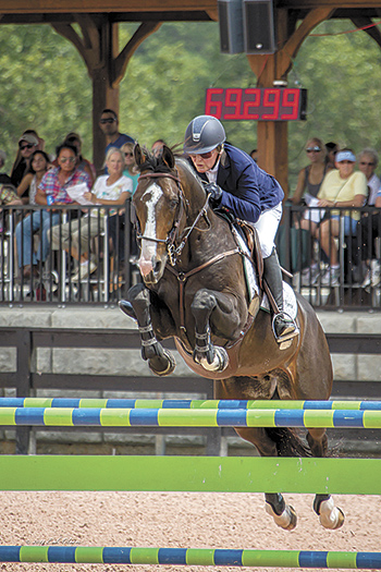 Tryon International Equestrian Center is a day trip jewel in the foothills