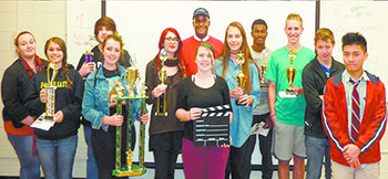 Arts & Humanities Explorers receive awards from WSGE