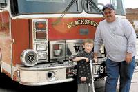 Blacksburg's Iron City Festival