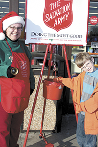 Amy Hartley Has A Decade Of Bell Ringing Experience