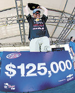 Thrift Wins FLW Tournament