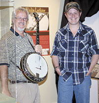 Earl Scruggs Center Presents Luthier's Crafts
