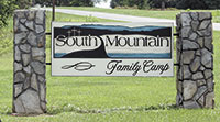 Summer Fun At South Mountain Family Camp