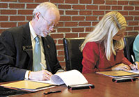 GWU, CCC Partner to Aid Transfer Students