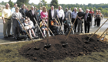 HANDICAPPED ACCESSIBLE PLAYGROUND ADDITION IN KINGS MOUNTAIN...