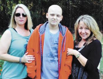 At Thirteen... Brett Gideon fights cancer