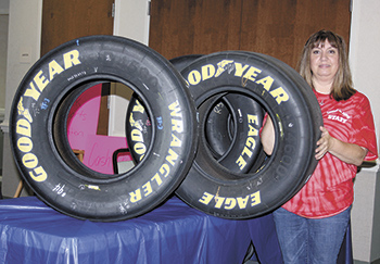 COA's Neal Senior Center Holds AutoBazaar