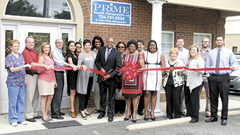 Prime Health Chiropractic Holds Ribbon Cutting