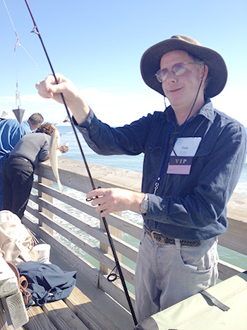 Local folks participate in VIP fishing tournament