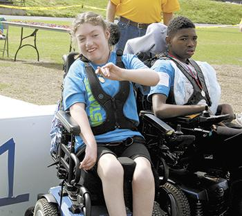 2015 Cleveland County Special Olympics produced a field of winners