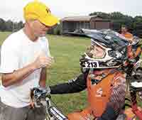 Racing draws enthusiasts to Cleveland County Fairgrounds