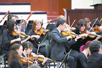 Charlotte Symphony to perform free concert Nov. 14 at Barnes Auditorium