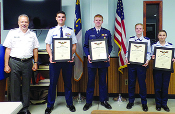 Have you heard of the Civil Air Patrol?