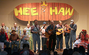 HEE HAW FOR A GOOD CAUSE!