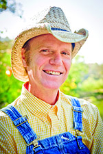 Farmer Jason is coming to Mauney Memorial Library