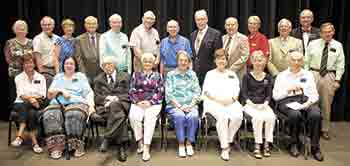 Gardner-Webb University honors Faculty Emeriti