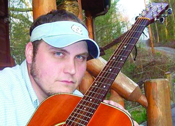JOSH HUDSON TO PLAY GRAND VIEW CAMPGROUND