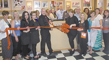Merle Norman holds ribbon cutting celebration