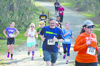 KM's Gateway Trail Run set for March 11