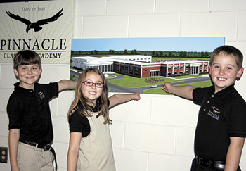 Pinnacle Classical Academy makes plans for new school and campus