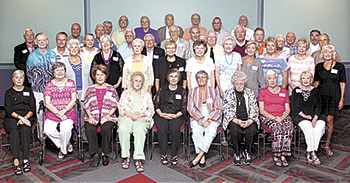 Shelby High Class of 1955 has 60th reunion