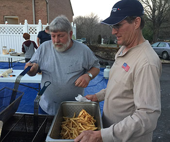 LENTEN FISH FRY CONTINUES THROUGH MARCH 23, 2018