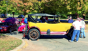 Car show, flea market set at senior center