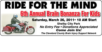 RIDE FOR THE MIND