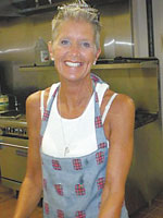 Cooking Is A Way Of Life For Lowrey