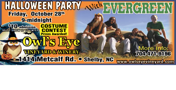 OWLS EYE HALLOWEEN PARTY