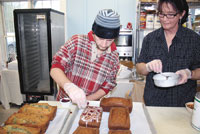 Harvest Works Cafe and Bakery is Open